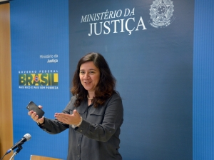 Juliana Pereira da Silva, Secretária Nacional do Consumidor - MJ